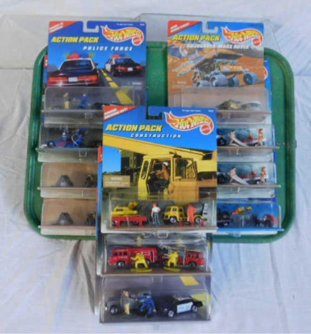 Hot Wheels Action Pack Sets