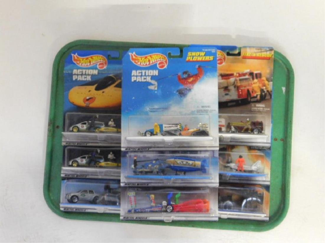 Hot Wheels Action Pack Sets