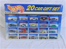 Hot Wheels 20 Car Gift Set