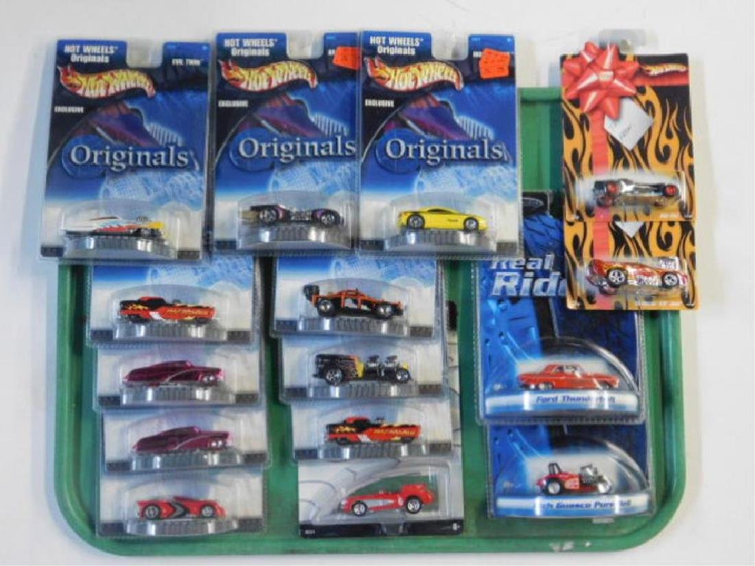 Blister Packed Hot Wheels Cars