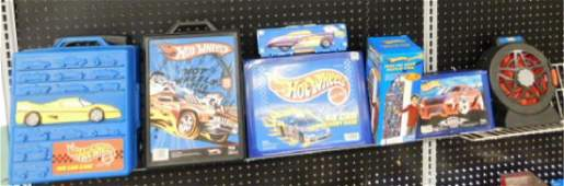 Hot Wheels Carrying Cases