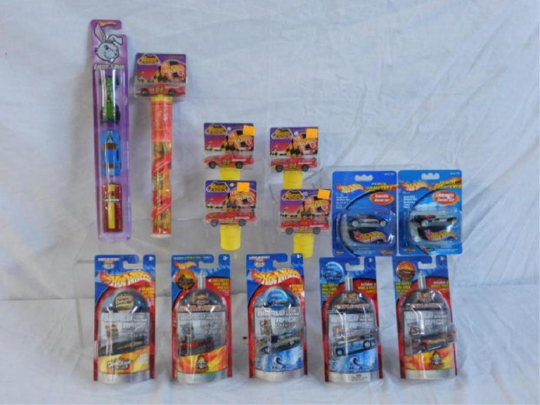 Hot Wheels Blister Packed Vehicles