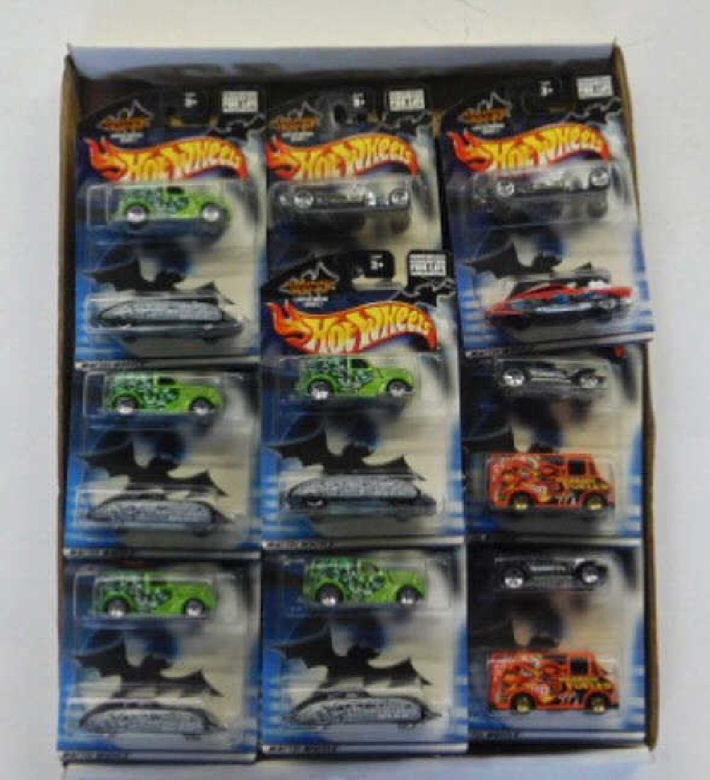 Hot Wheels Halloween Highway Packs