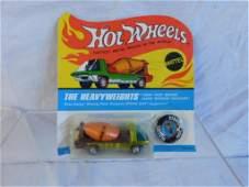 Hot Wheels Redline Cement Mixer