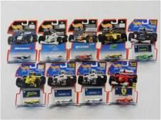 Hot Wheels Formula 1 Race Cars