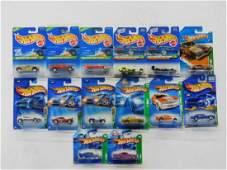 Hot Wheels Treasure Hunt Series Vehicles