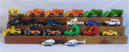 1980s Hot Wheels Vehicles