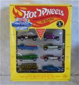 Hot Wheels Vintage Collection Set