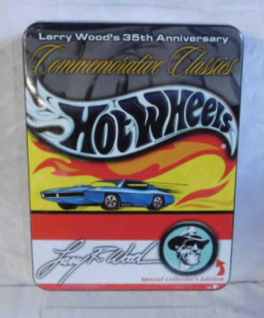 ot Wheels Laffy Wood's Set - 2