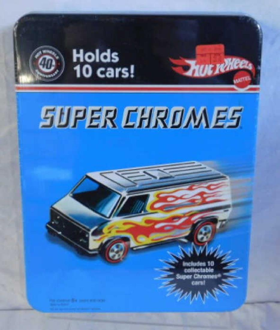 Hot Wheels Super Chromes Set - 2