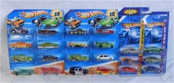 Hot Wheels 6  8 Car Gift Packs