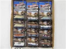 Hot Wheels Boulevard Series Cars