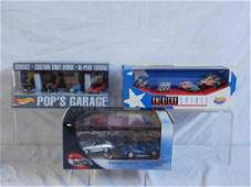 1990's & 2000's Hot Wheels Car Sets