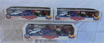 Hot Wheels Reggie's Cars Sets