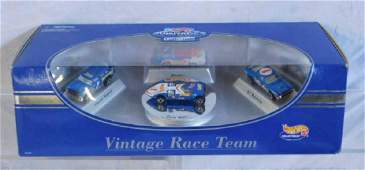 Hot Wheels Vintage Race Team Set