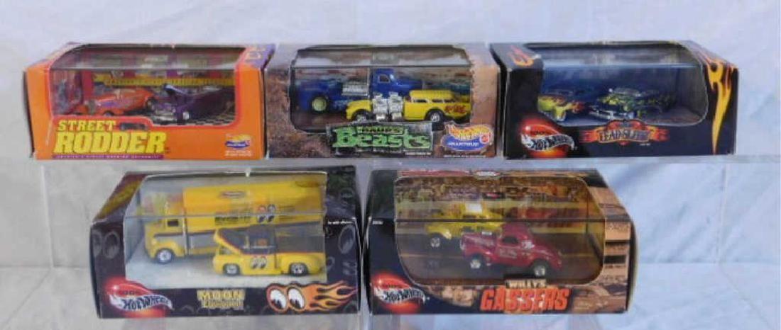 Hot Wheels Car & Vehicle Sets
