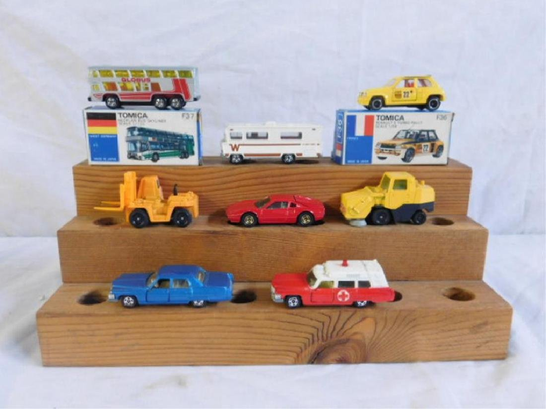 Tomy Tomica Cars & Vehicles