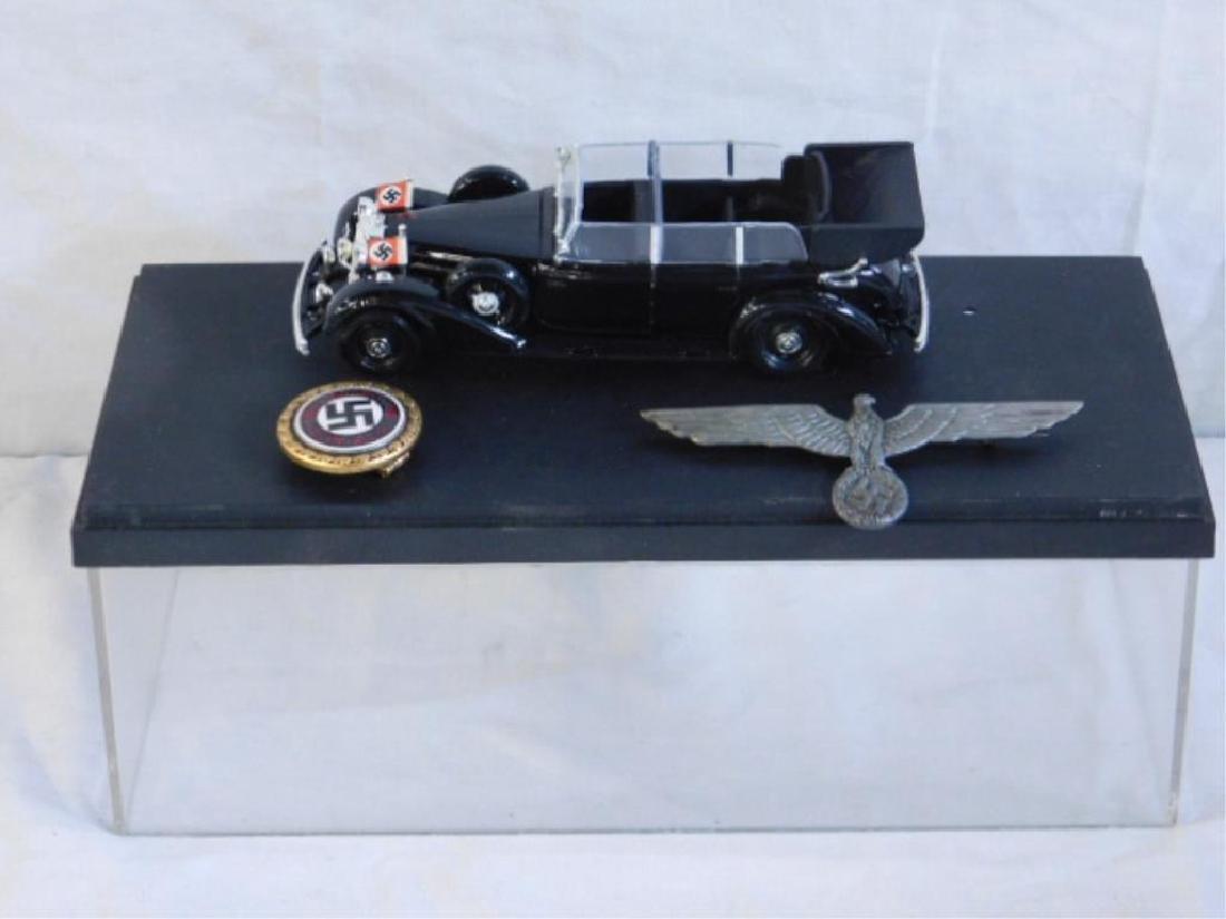 RIO Adolf Hitler Staff Car