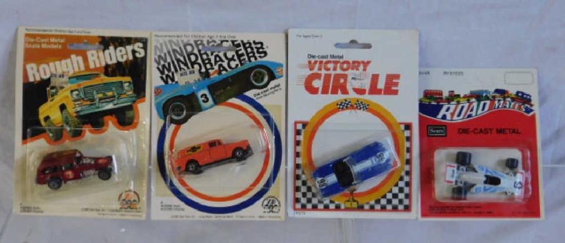 Vintage Zee Toys & Sears Vehicles