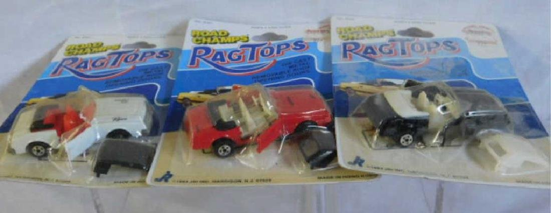 Assorted 1980's Road Champs Cars - 2
