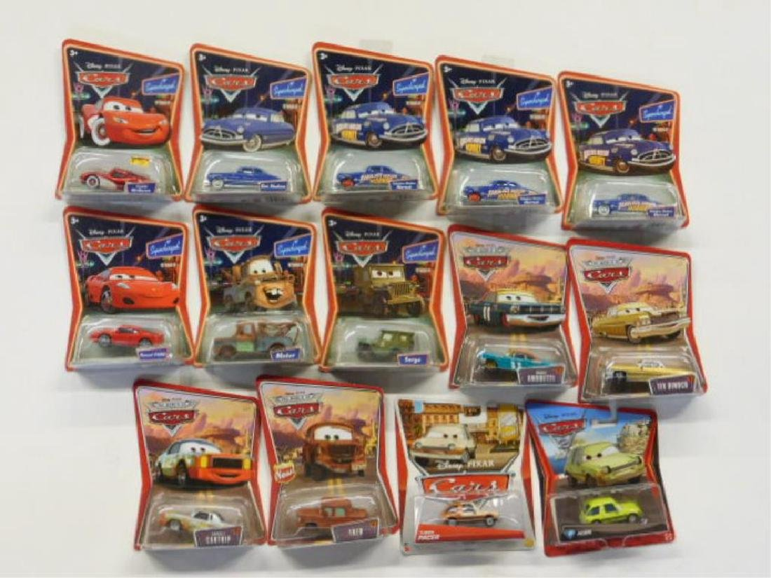 Disney Pixar Cars Die-Cast Vehicles
