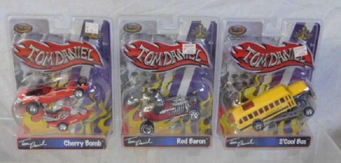 Toy Zone Inc. Tom Daniel Vehicles