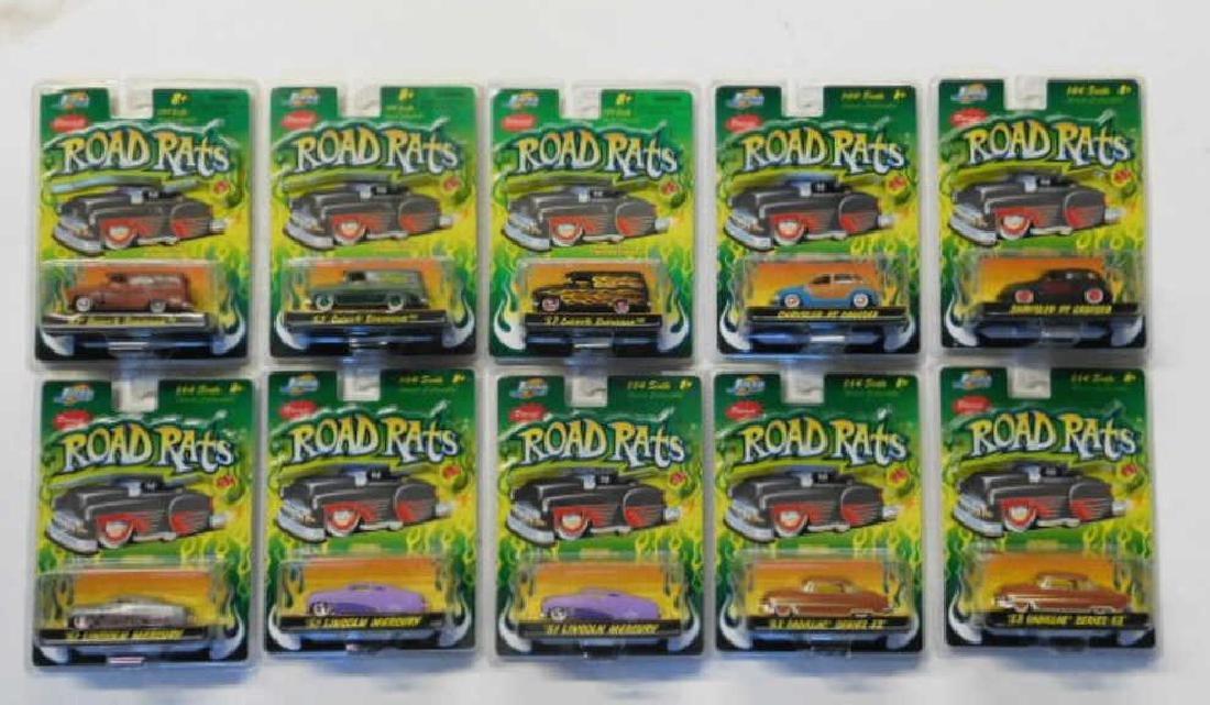 Jada Toys Road Rats