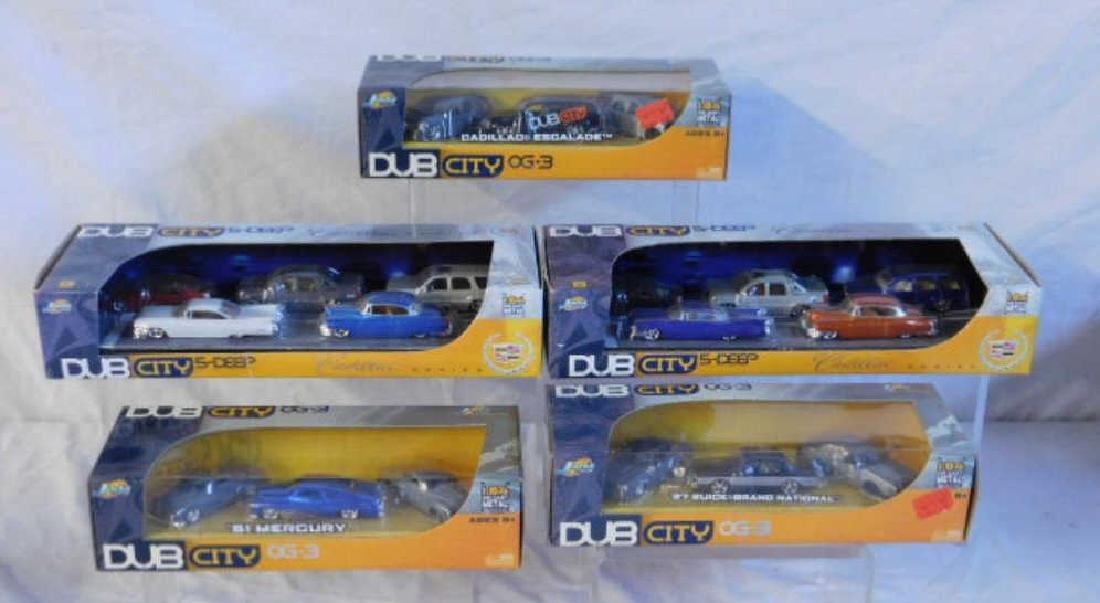 Jada Toys Car & Vehicle Sets