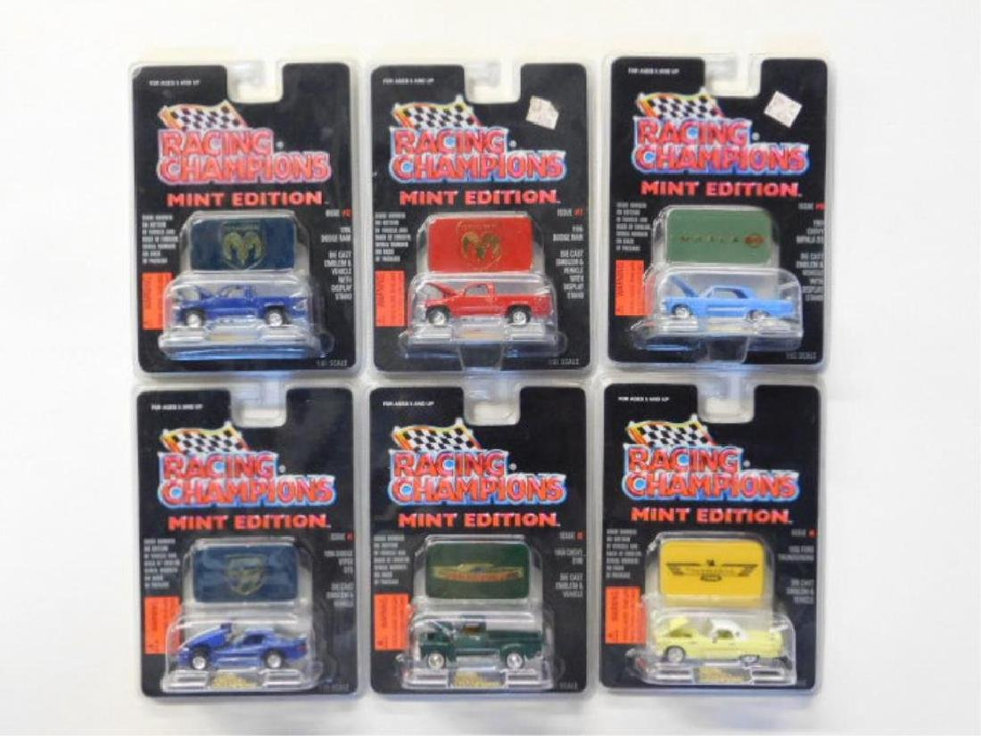Racing Champions Mint Edition Vehicles