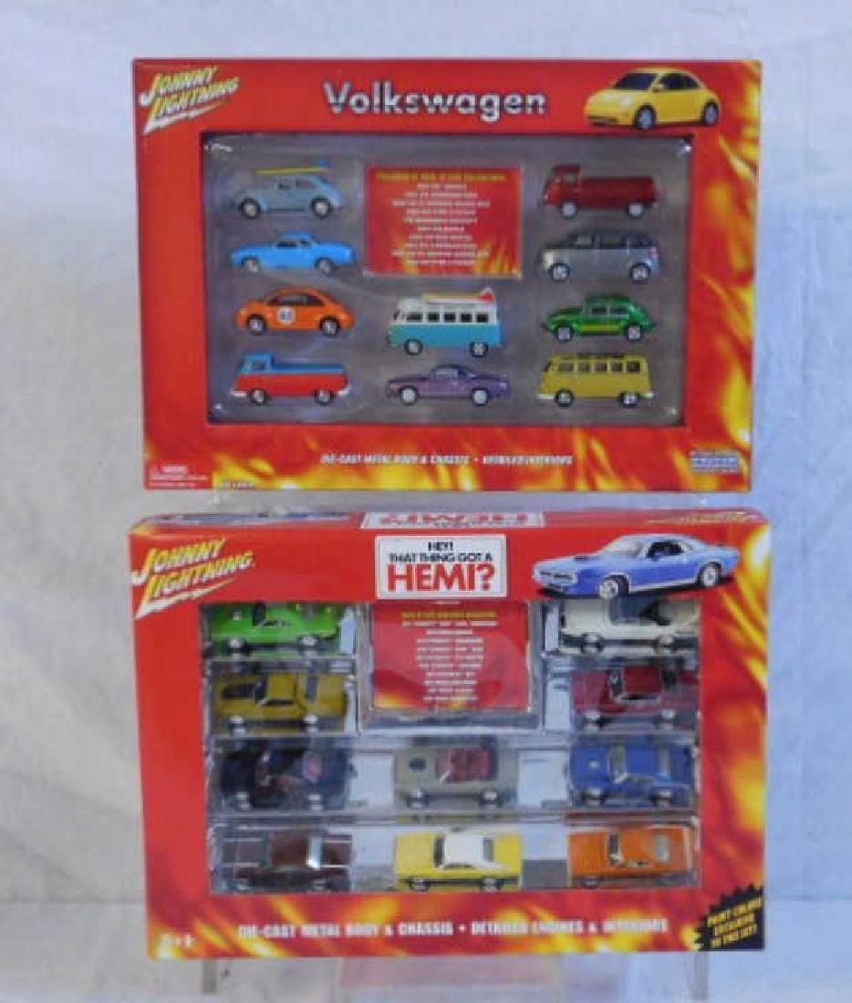 Johnny Lightning 10 Car Sets