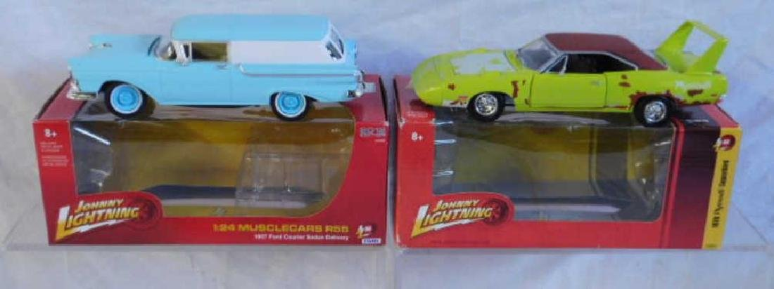 Johnny Lightning 1:24 Scale Cars