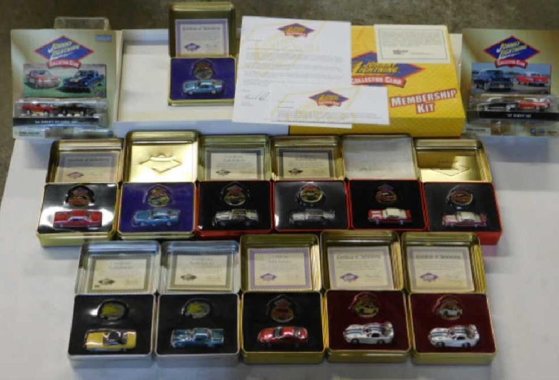 Johnny Lightning Collectors Club Cars