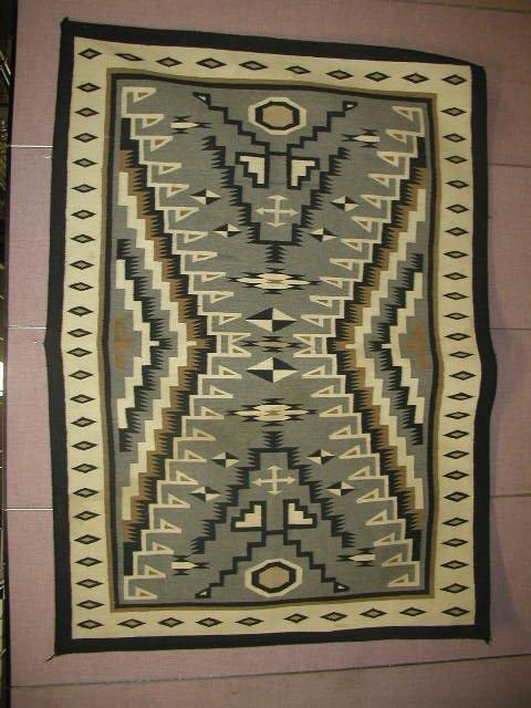 3076: Contemporary Navajo Rug