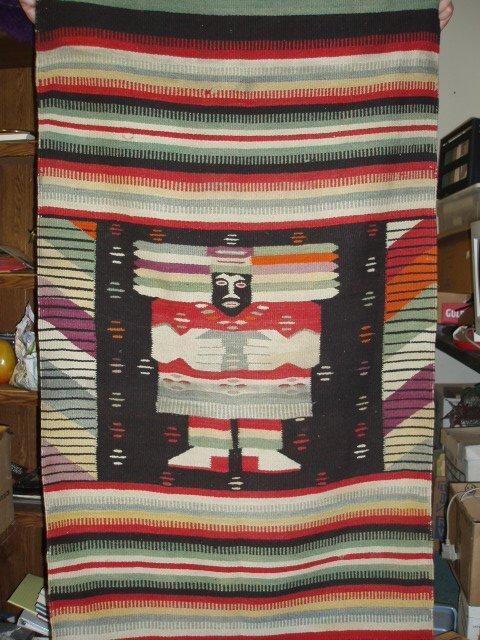 3077B: Mexican Rug