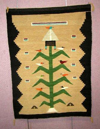 3078: Contemporary Navajo Rug