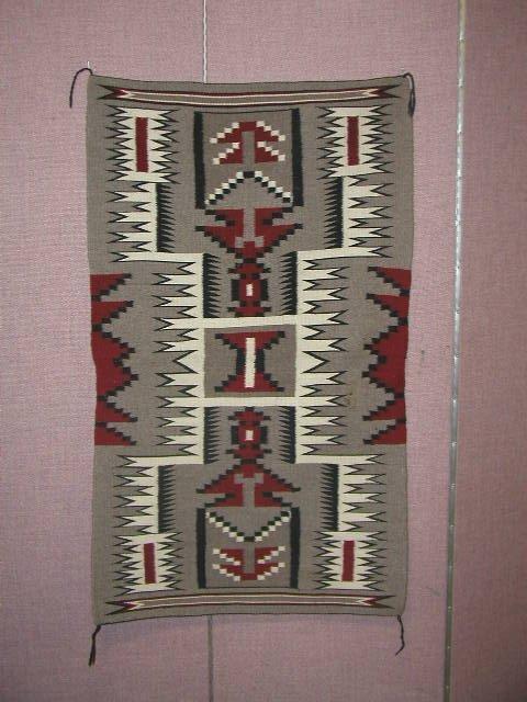 3081: Contemporary Navajo Rug