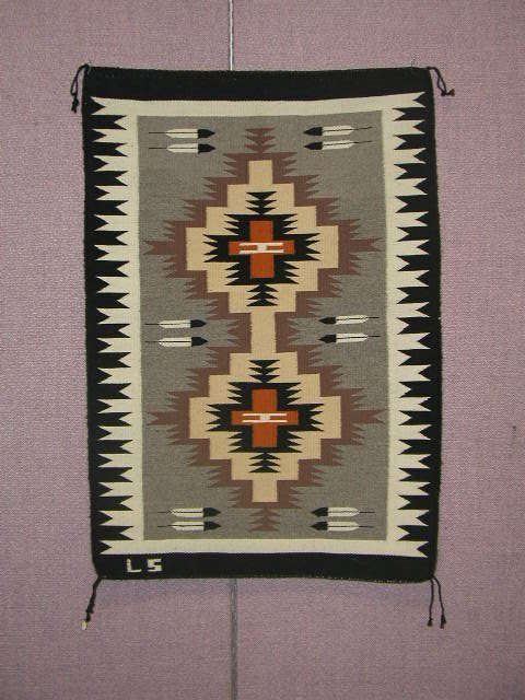 3088: Contemporary Navajo Rug