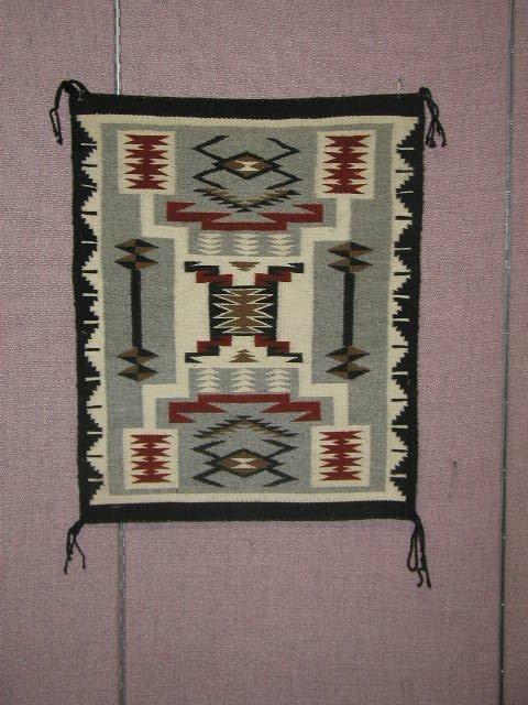 3089: Contemporary Navajo Rug
