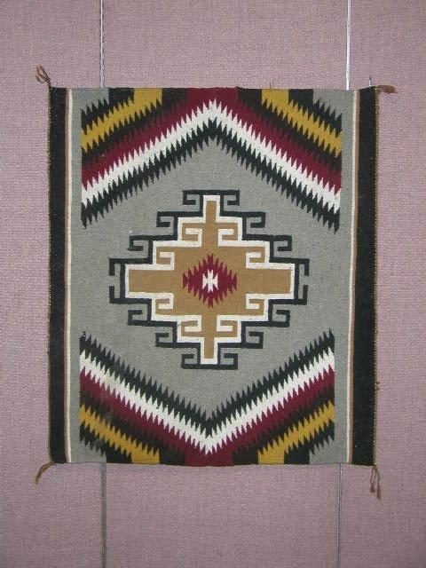 3091: Contemporary Navajo Rug