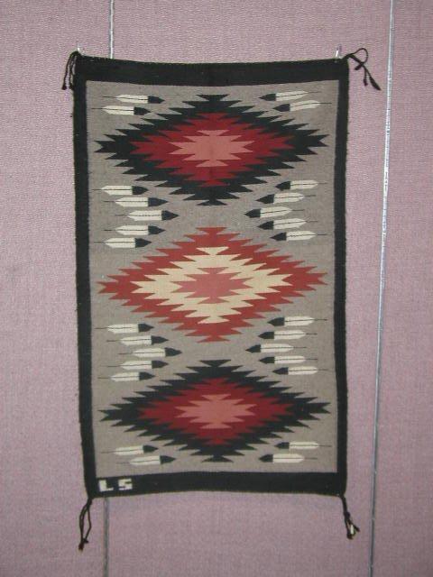 3093: Contemporary Navajo Rug