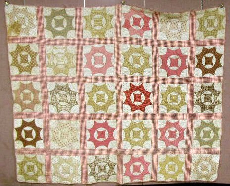 2002: 20th C. Snowflake Quilt