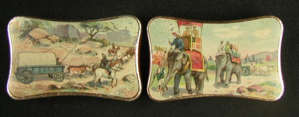 2009: 19th/ 20th C. Lithographed Candy Tins