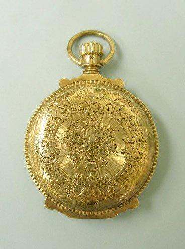 3066: Elgin National Watch Co, Pocket Watch