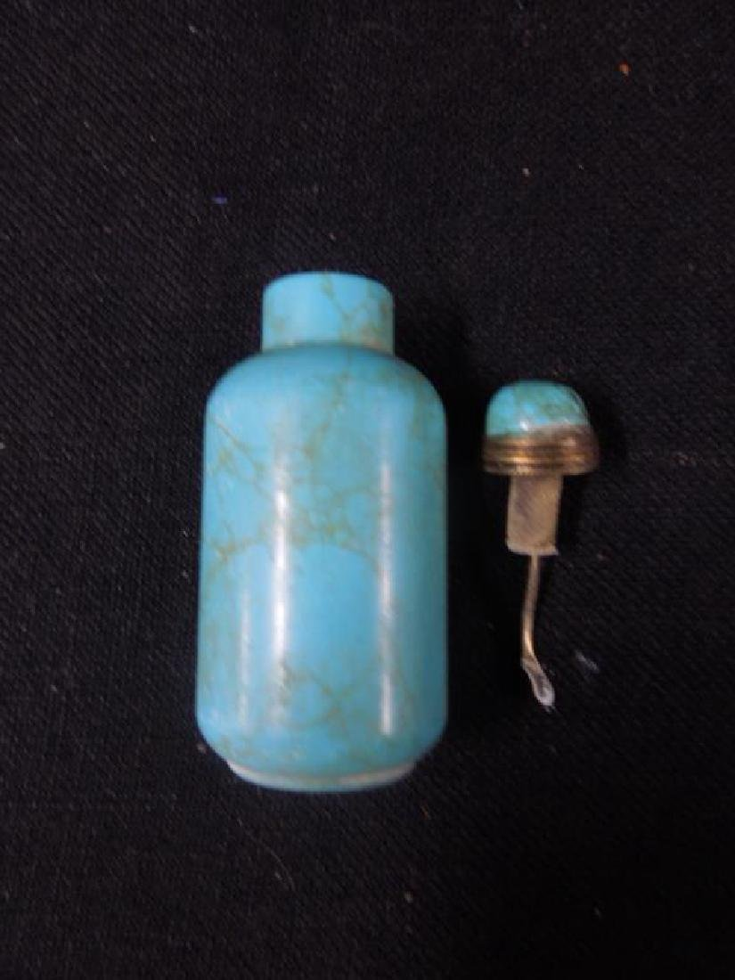 4 Chinese Snuff Bottles - 5