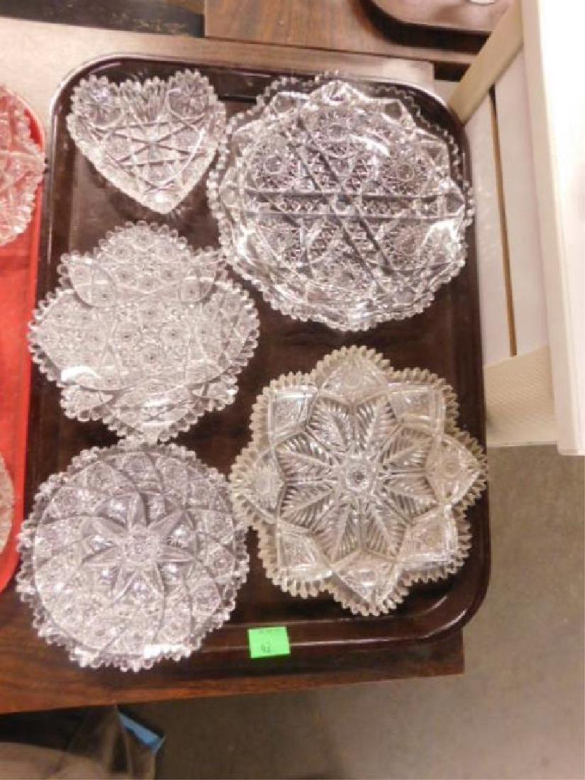 American Cut Glass Lot - 2