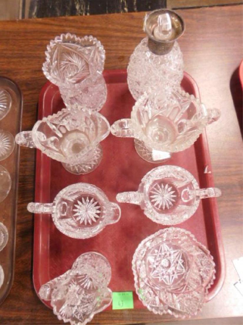 American Cut Glass Lot - 3