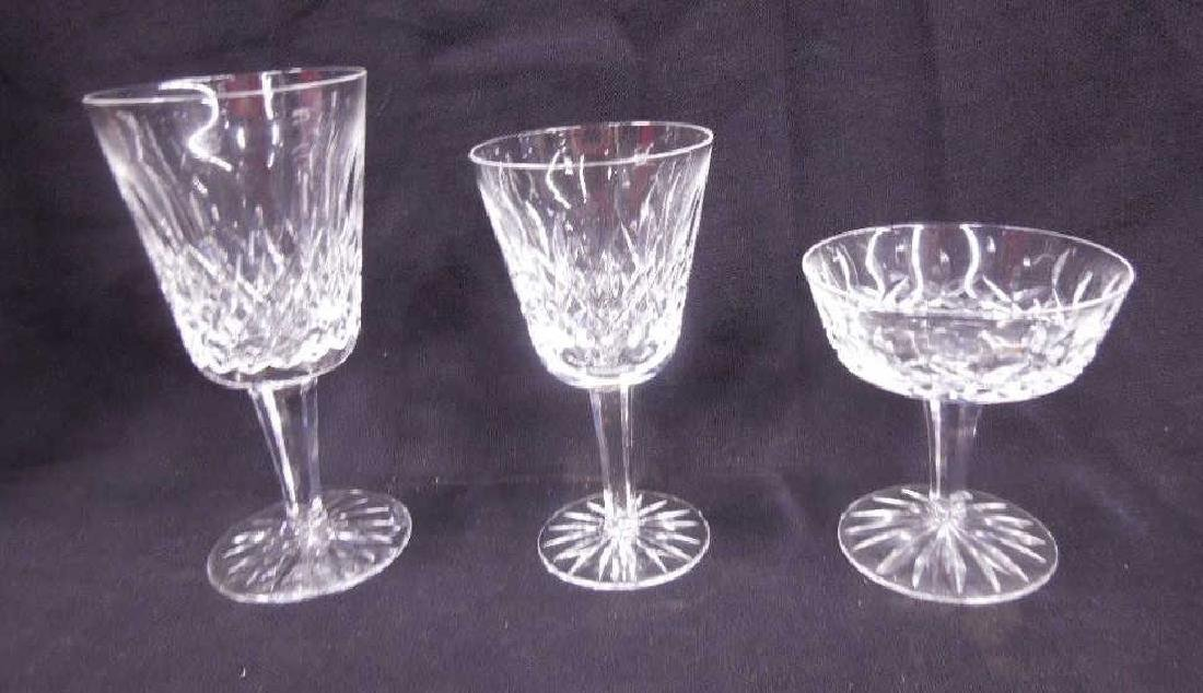 Waterford Crystal Lismore Stemware - 2