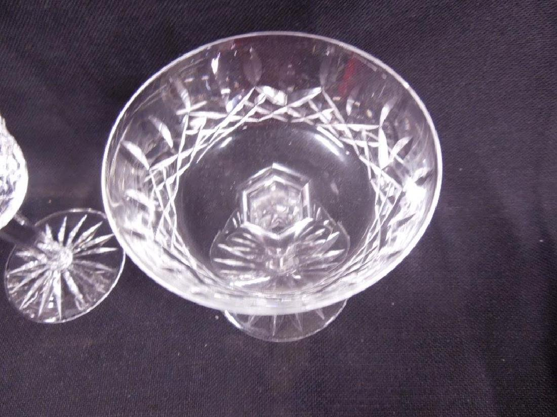 Waterford Crystal Lismore Stemware - 3