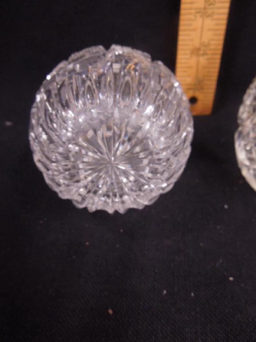American Cut Glass Muffineer & Bitters Bottle - 5