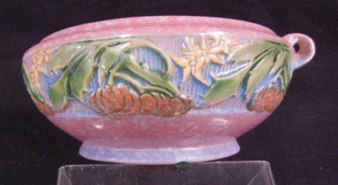 Roseville Pottery Baneda Bowl - 3